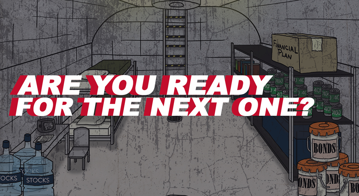 Are You Ready For The Next One