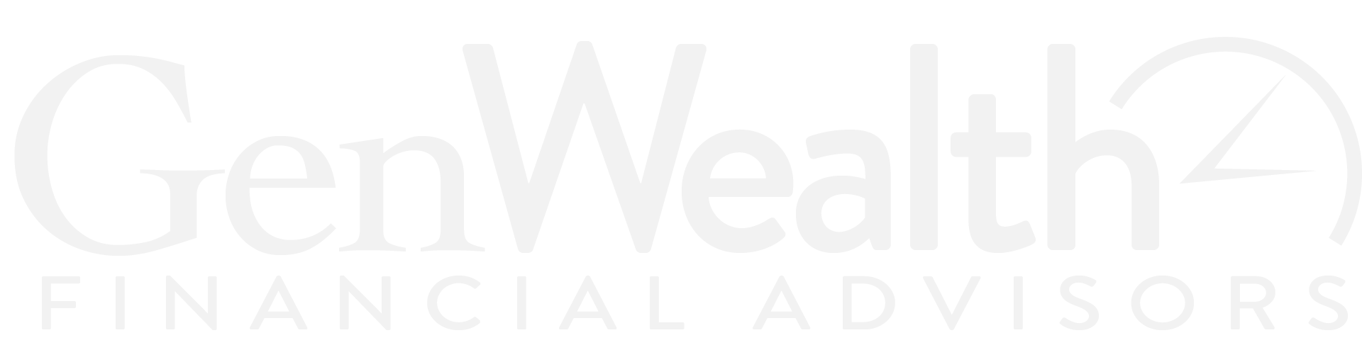 GenWealth Financial Advisors Logo