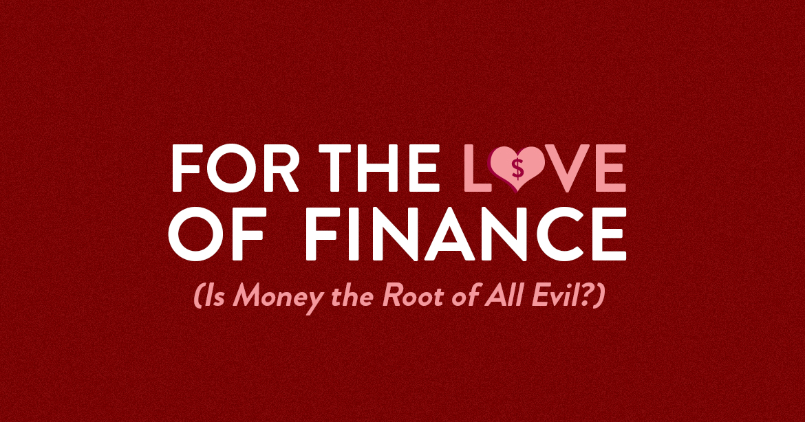 For the Love of Finance Show Cover